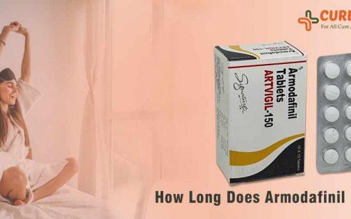 How Long Does Armodafinil Last?