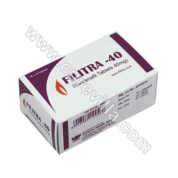 Filitra 40mg